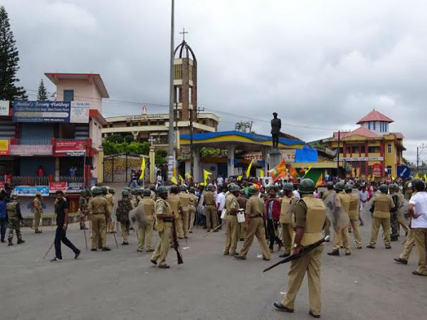 Tippu jayanthi attack case: a Court in Madikeri had acquitted 3 persons