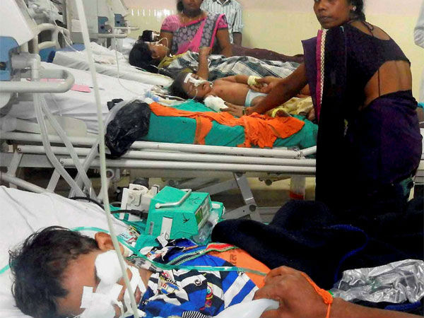 Children Died On Aug 20th After An Alleged Drop In Oxygen Pressure In Chhattishgarh