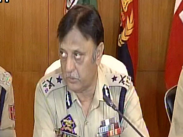 Three arrested for attack on Amarnath yatris: IGP Kashmir Munir Khan