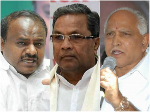 Kumaraswamy and BS Yeddyurappa lashes out against CM Siddaramaiah
