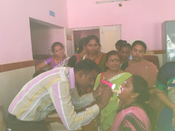 Narayana Health conducts free oral and breast cancer screening for Anganwadi workers