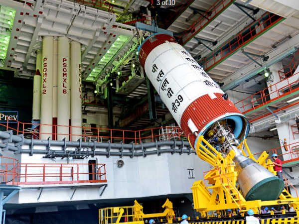 Isro To Launch Back Up Navigation Satellite On Aug