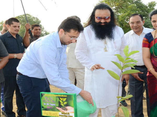 Ram Rahim S Son Jasmeet Singh Is The Next Dera Chief
