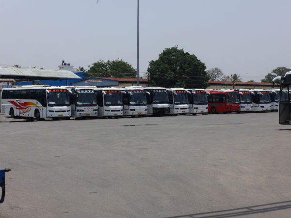 Ksrtc To Operate Extra Buses To Meet Long Weekend Rush