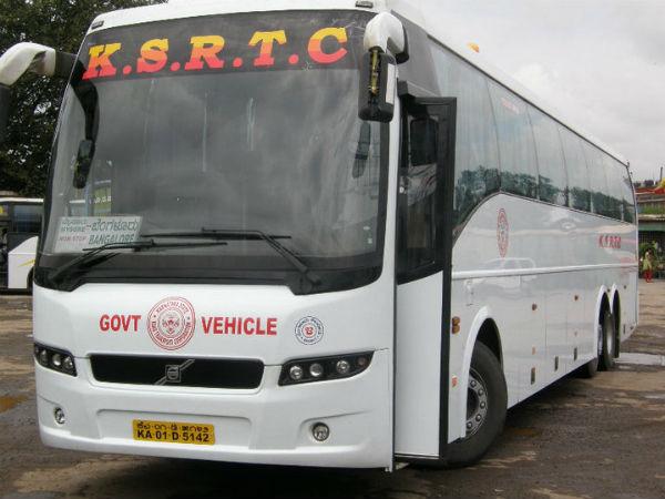Private Ksrtc Bus Operators Unreasonable Hike Fares Ganesha Festival Week End