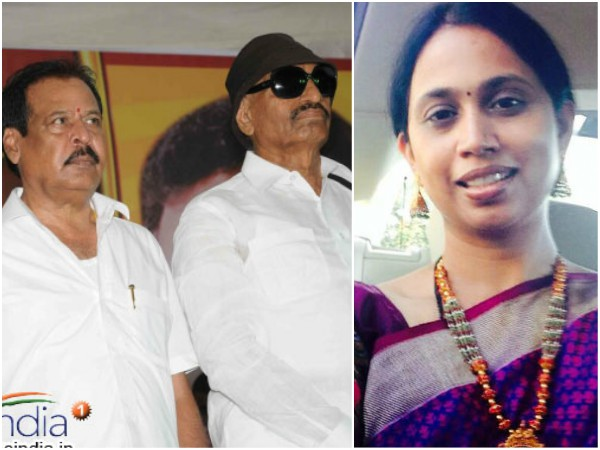 Vatal Nagaraj Warned Congress Gave A Deadline Of 24 Hours To Sack Lakshmi Hebbalkar