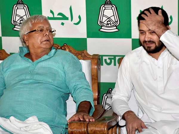 Fresh trouble for Lalu and sons: Fresh probe into soil scam ordered