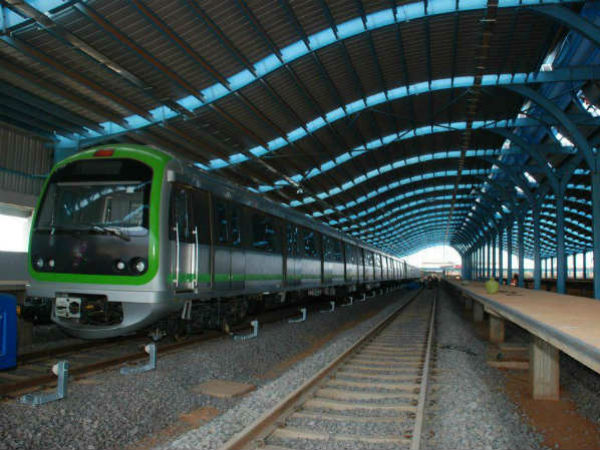 Namma Metro In Kanakapur Road To Nagawara Bmrcl S New Project
