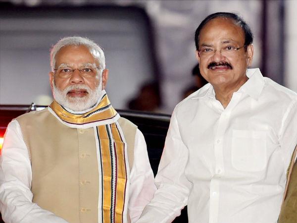 Common Man In High Post Modi Praises Venkaiah Naidu