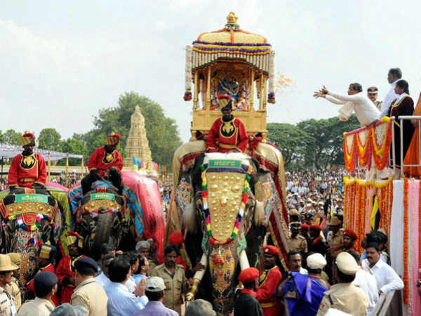Helicopter jolly ride will be available during Mysuru Dasara