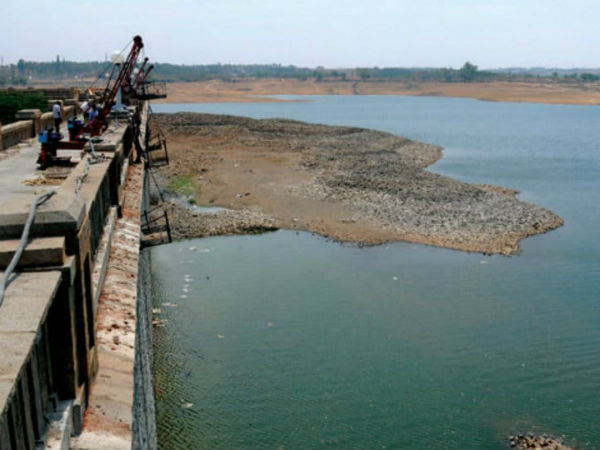 Water inflow increased in KRS, boating stopped in Ranganathittu bird sanctuary
