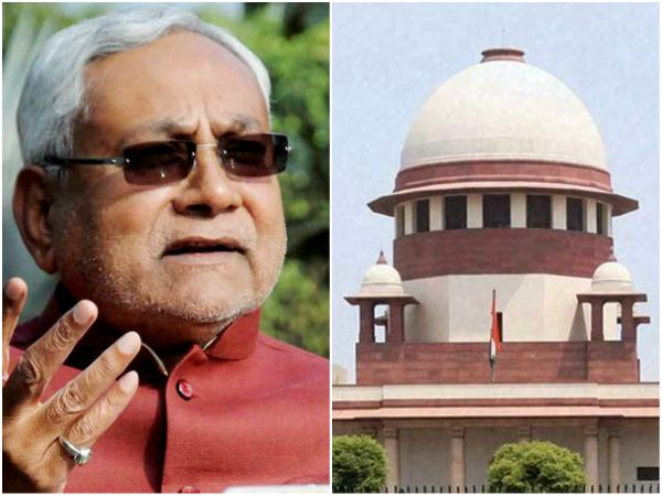 SC agrees to hear plea to cancel Nitish's Legislative Council membership