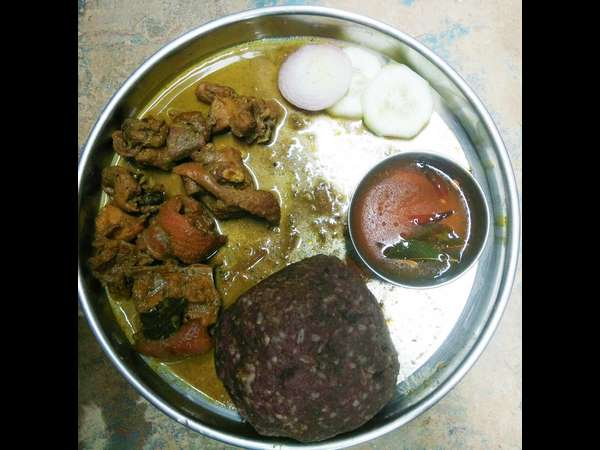 It Is All About Village Food Culture