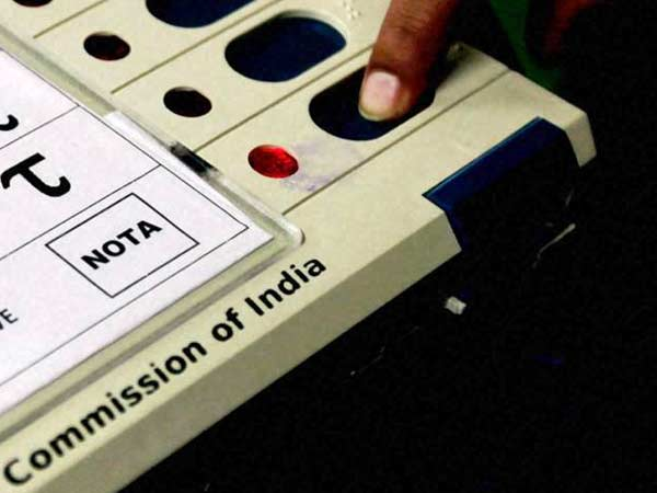NOTA to be available for Rajya Sabha elections in Gujarat
