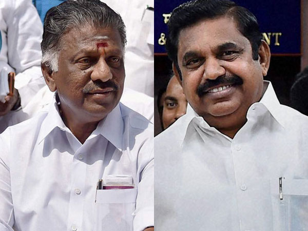 AIADMK's Rival Factions Merge After E Palaniswami, OPS Meet?