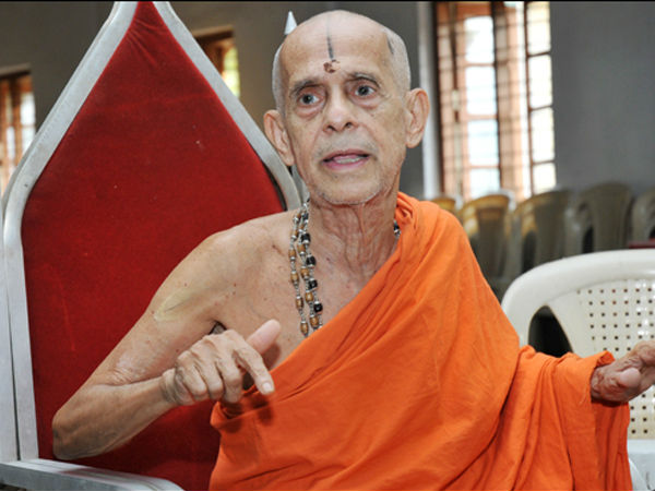 Pejawar Swamiji to undergo Medical treatment for Hernia