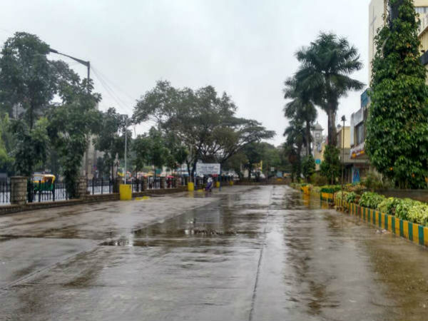 For Bengalurians the wettest month is this August!