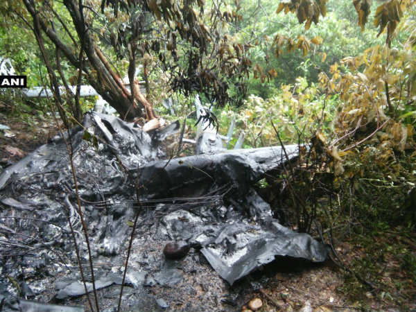 Unmanned Aerial Vehicle Indian Air Force Crashes In Jammu And Kashmir