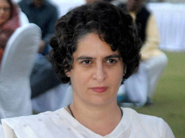 Priyanka Gandhi Vadra Admitted To Hospital For Dengue Fever