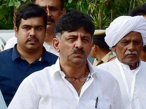 New Complaint Lodged Against Karnataka Power Minister Dk Shivakumar In Enforcement Directorate