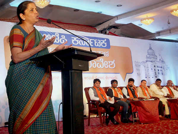 Social Media playing key role in transforming India: Nirmala Sitharaman in BJP Executive