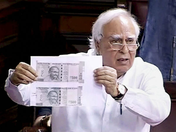 2 Types Of Rs. 500 Notes? Congress Alleges 'Biggest Scam Of Century'