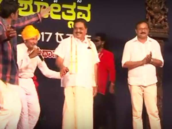 Ramanath Rai dance video goes viral on social media