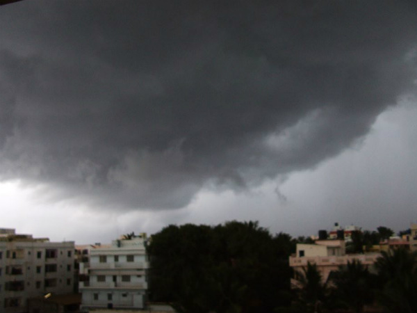 There will be rain in Karnataka for 3 days