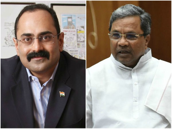 Mp Rajiv Chandrasekhar Writes To Siddaramaiah On The Dilutions Of Rera Rules In Karnataka