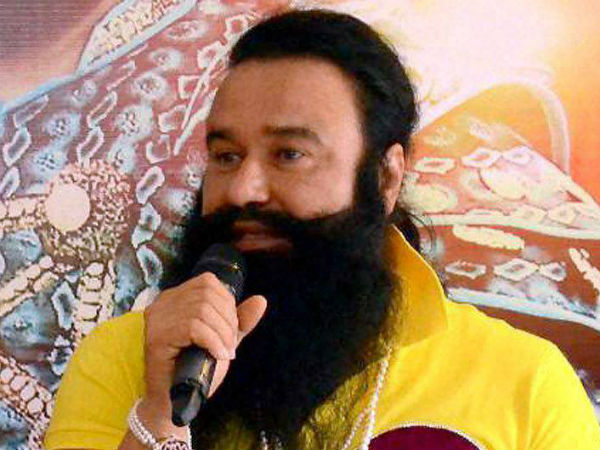 Amount of Punishment for Ram Rahim pronounced on August 28 in Rohtak