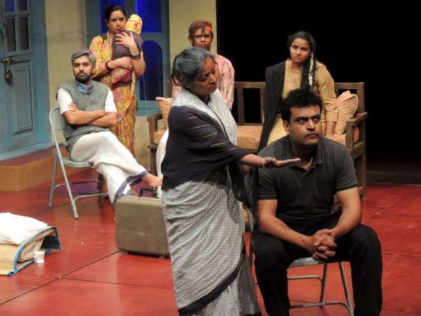 A Kannada drama on Sep 2nd and 3rd in Rangashankara, Bengaluru