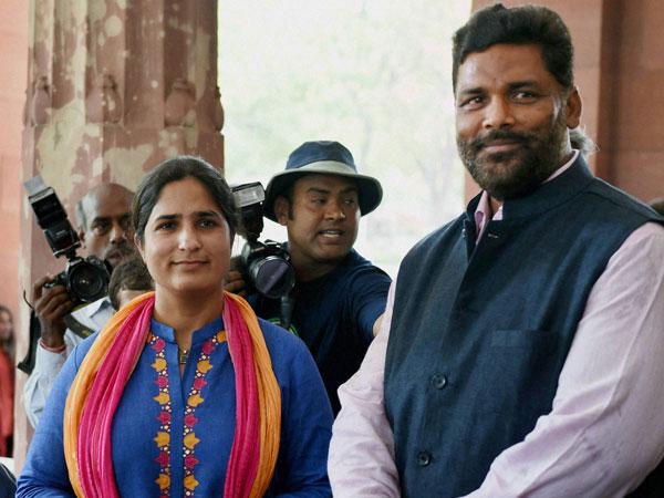 ಬಿಹಾರ: 3 ಬಲಿ ಪಡೆದ 'ಕೈ'  ಎಂಪಿ ಭದ್ರತಾ ಸಿಬ್ಬಂದಿ ಕಾರು