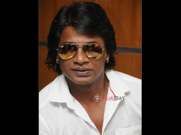 Actor Duniya Vijay fans association president arrested in Davanagere