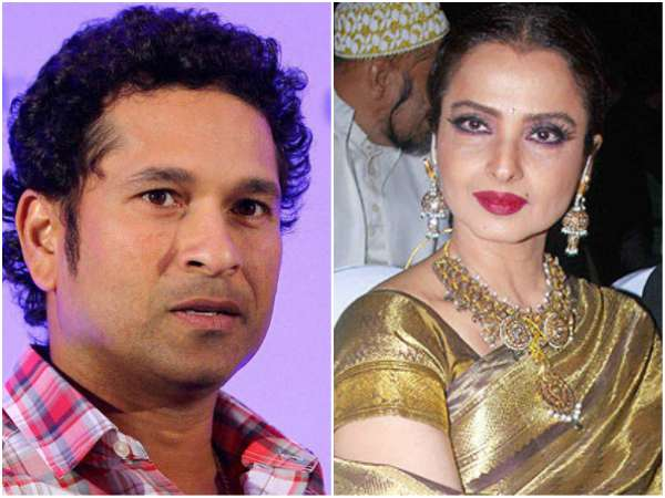 Lack Attendence Sachin Tendulkar And Actress Rekha Resign From The Rajya Sabha Sp Leader