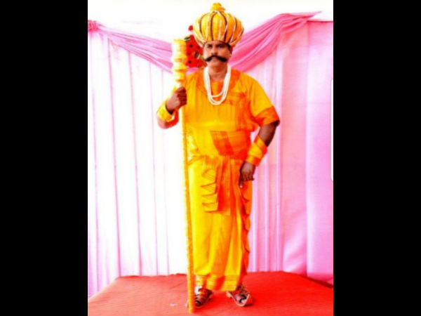Statue man of India to arrive to Puttur on Aug 7th