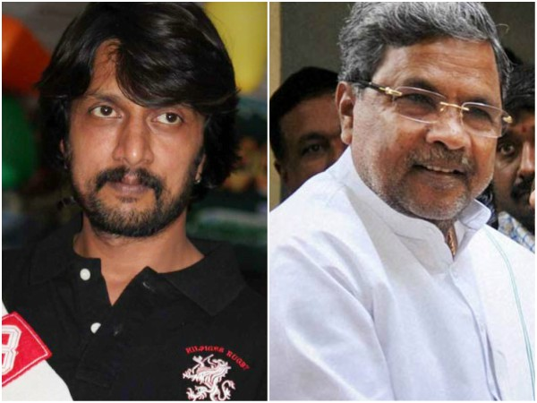 Kichcha Sudeep writes letter to CM not to denotify lakes in Bengaluru