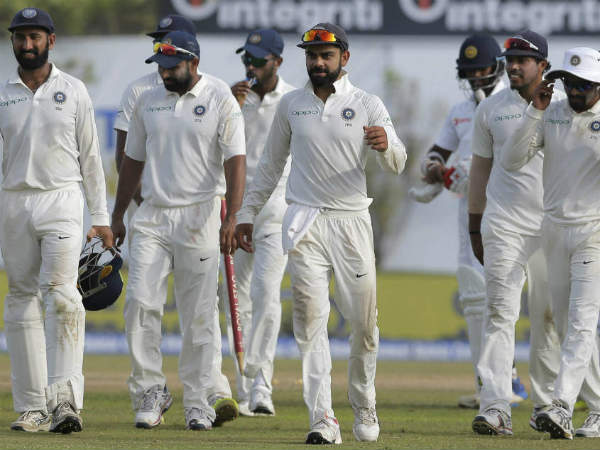 rd Test India Beat Sri Lanka An Innings 171 Runs Complete Series Whitewash