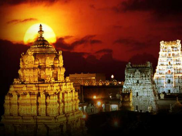 Tirupati temple deposits 2780 kg gold in SBI