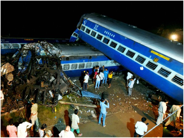 Negligence: Utkal Express train driver not informed about track repair
