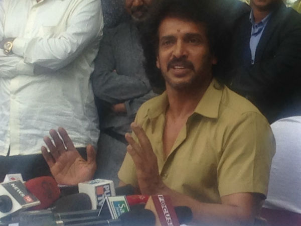 Director Actor Upendra Political Party Too For Intelligent