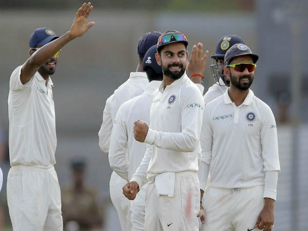 2nd Test, Day 2: Sri Lanka 50/2 at stumps in response to India's 622; visitors in driver's seat