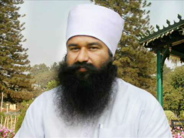 Ram Rahim is Qaidi Number 1997