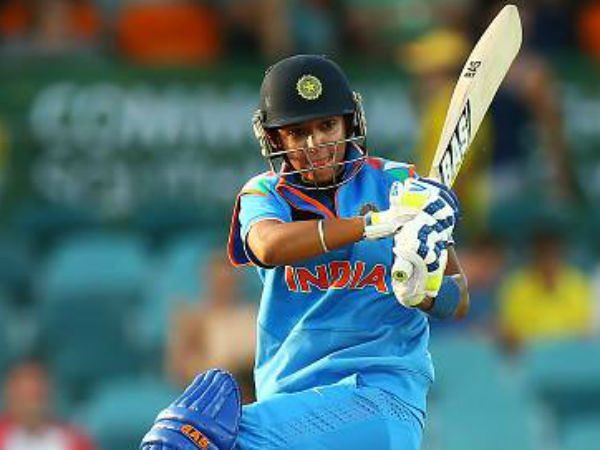 Harmanpreet Kaur To Miss Women S Super League Due To Shoulder Injury