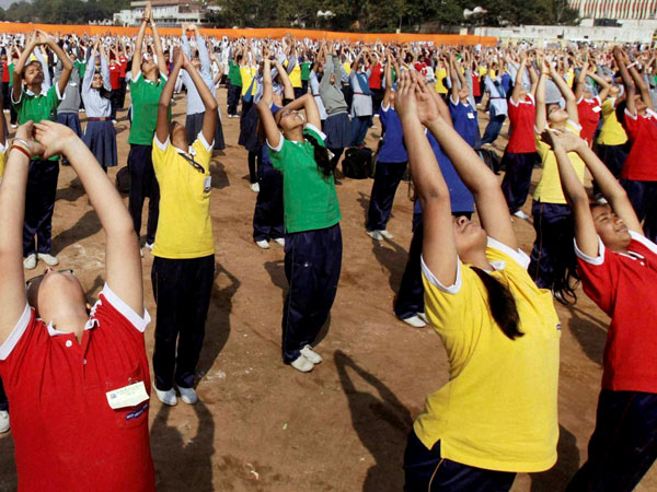 Supreme Court dismissed the plea to make yoga compulsory in schools