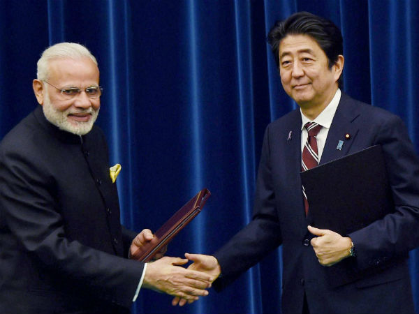 Pm Modi To Welcome His Japanese Pm Shinzo Abe In Ahmedabad Today