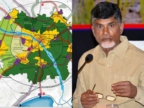 Andhra Pradesh Govt Plans To Connect Amaravati And Vijayawada With Hyperloop