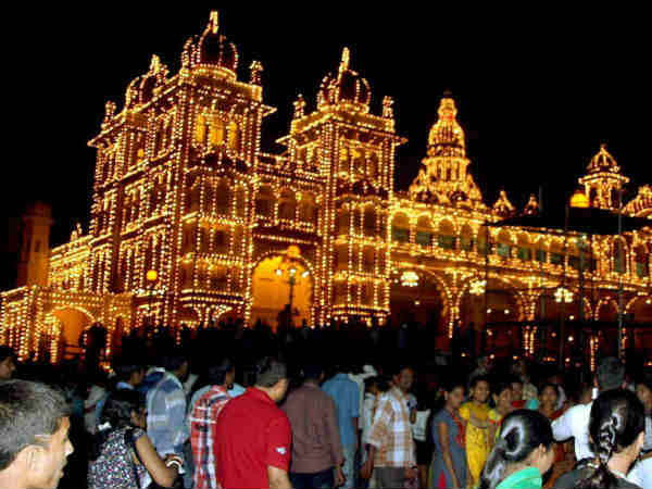 Mysuru Dasara: No entry for publics for palace on some particular days.