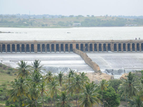 Karnataka rain forecast and water level of dams Sep 15, 2017