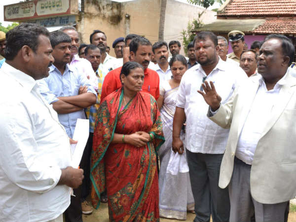 Untouchability in Mandya: People condemn such rumours.