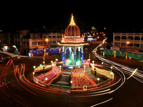 Mysuru Is Fully Glowering In The Part Of Dasara